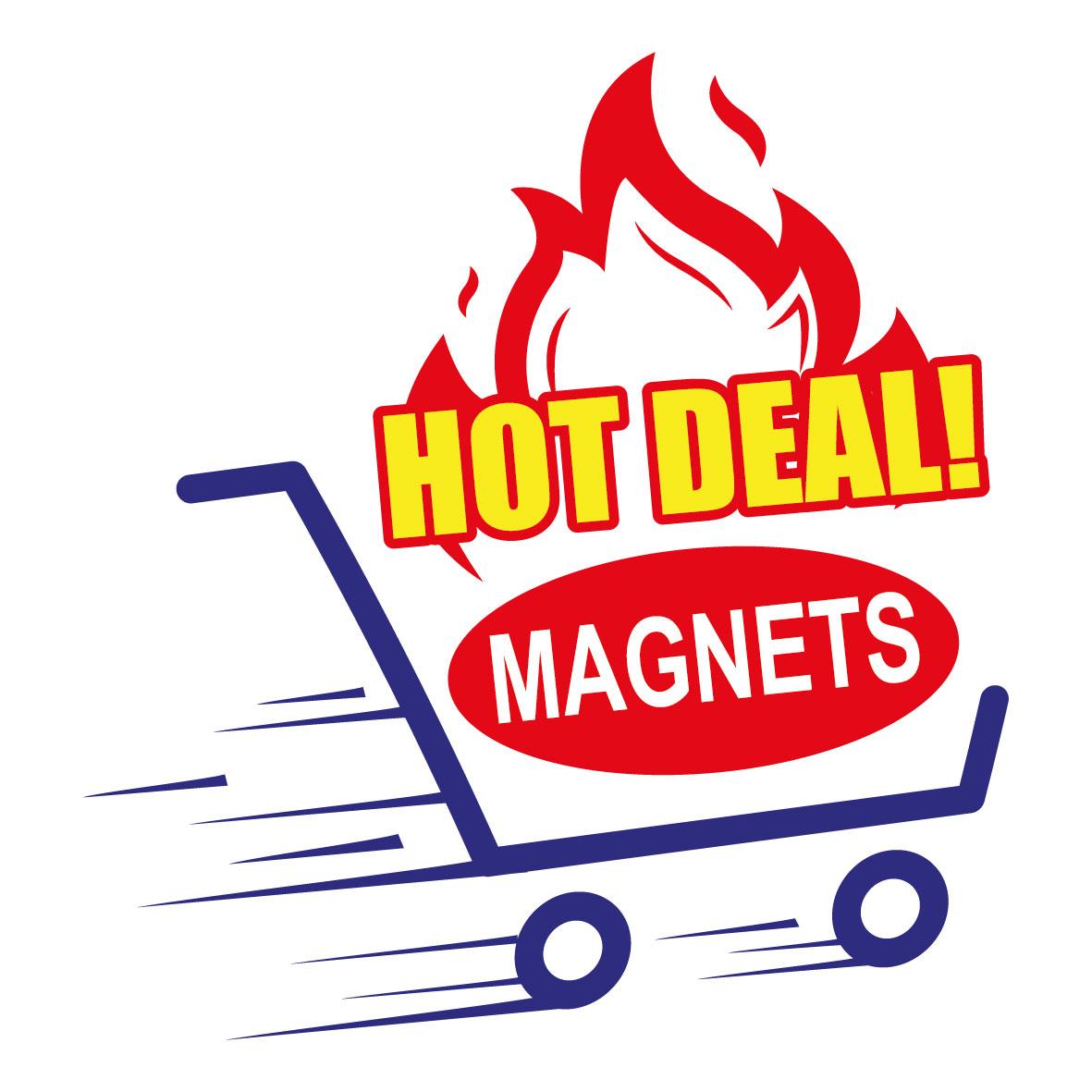 Hot Deal Calendar Magnets