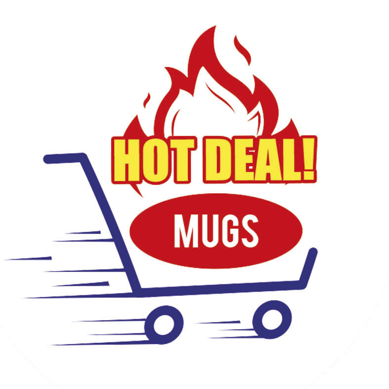 Hot Deal Valentine's Day Couple Mugs