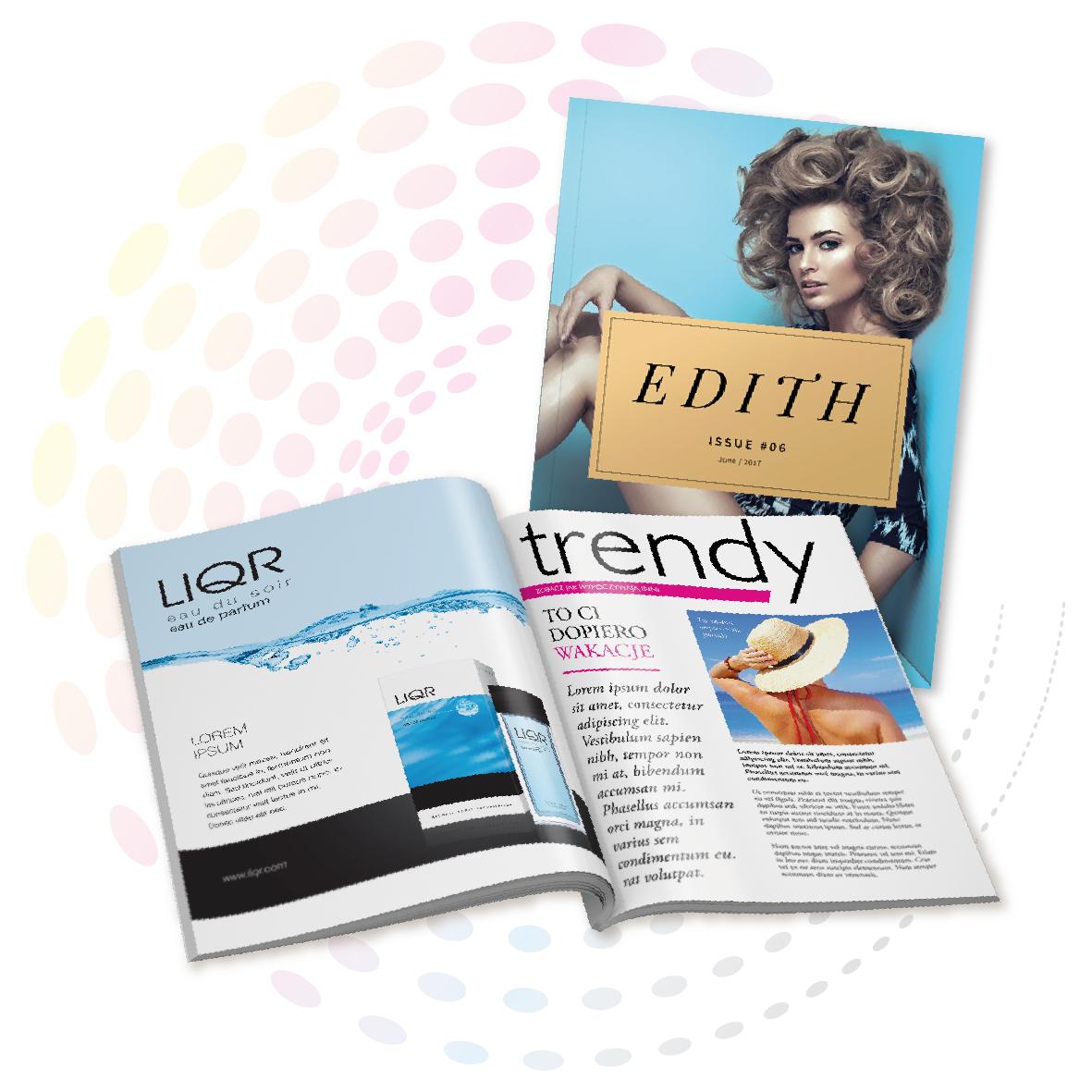 Magazine (Offset Print)