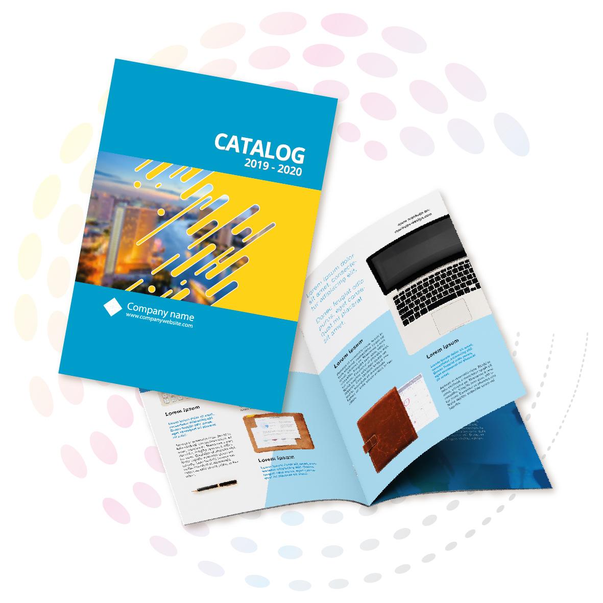 Catalogue (Digital Print)