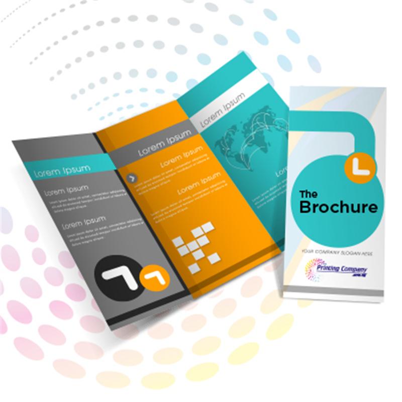 Brochure A4 Fold A5
