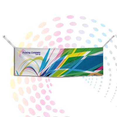 PVC Canvas Banner