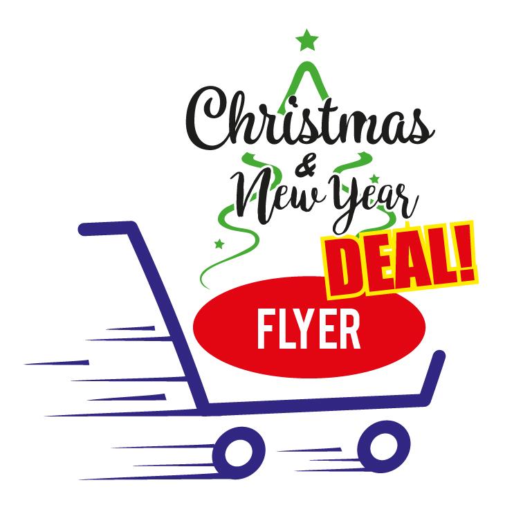 Christmas Flyer Sales