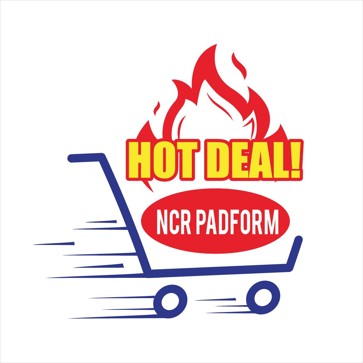 NCR Pad 2 ply