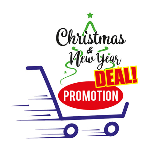 Christmas & New Year Deal