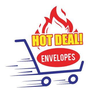 Hot Deal Envelope