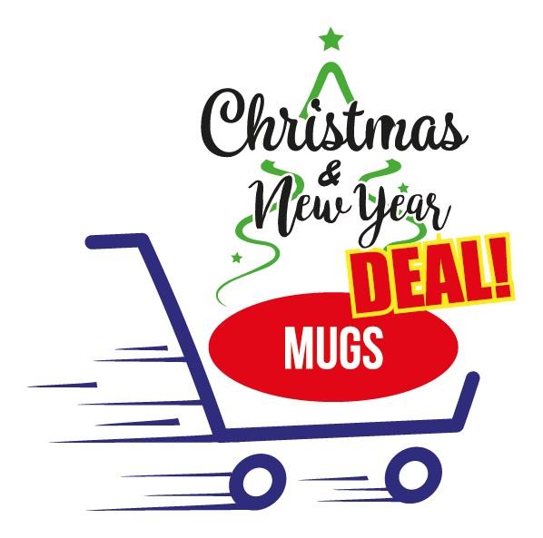 Christmas Couple Mug Sales