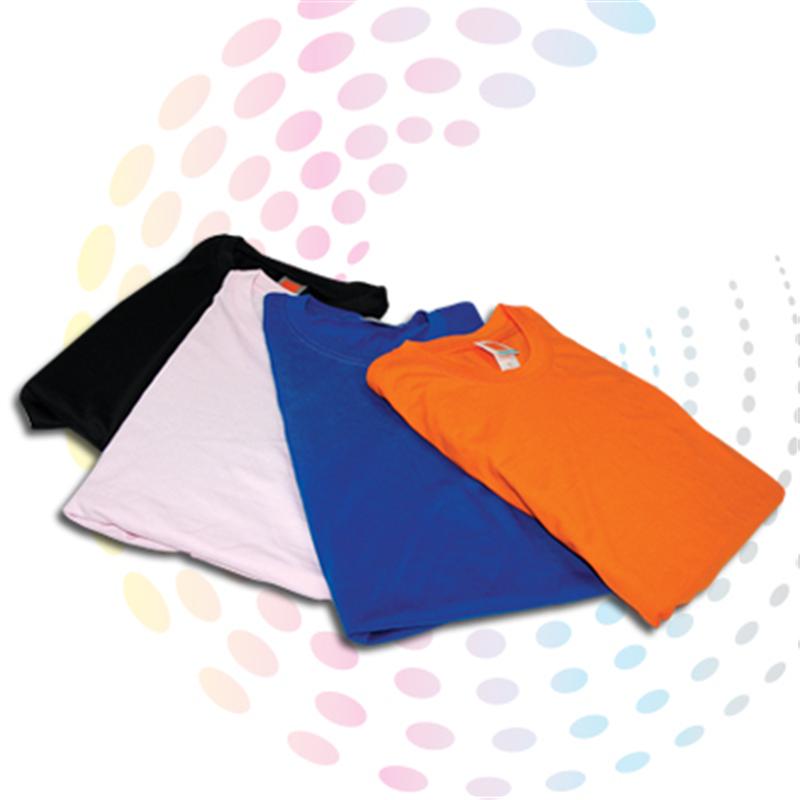 Cotton Round Neck T-Shirt