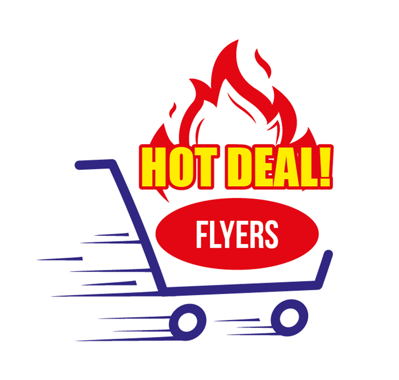 Hot Deal Flyers