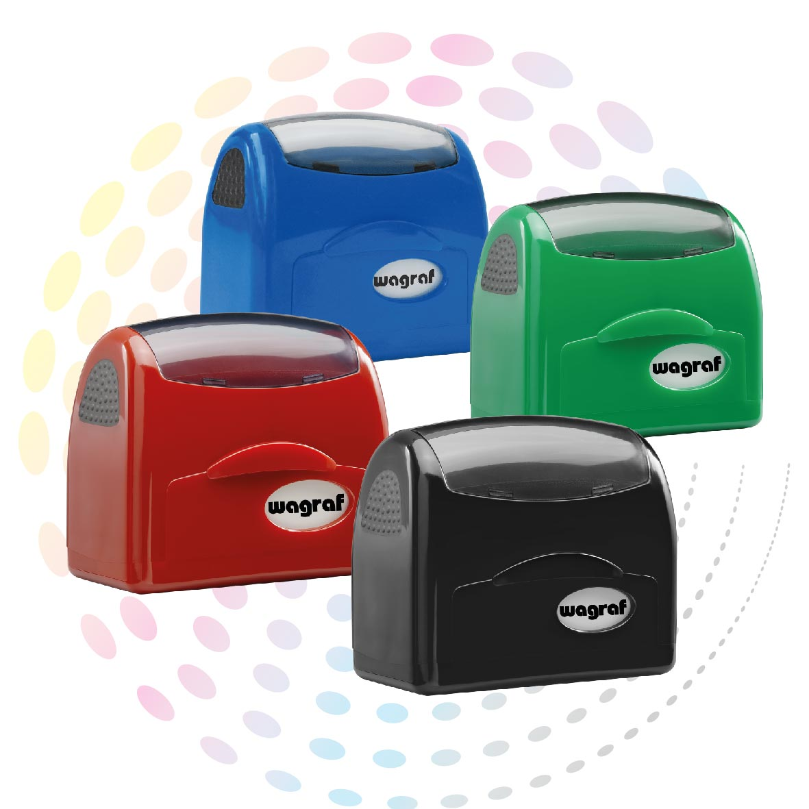 Wagraf Self-Inking Stamps 1