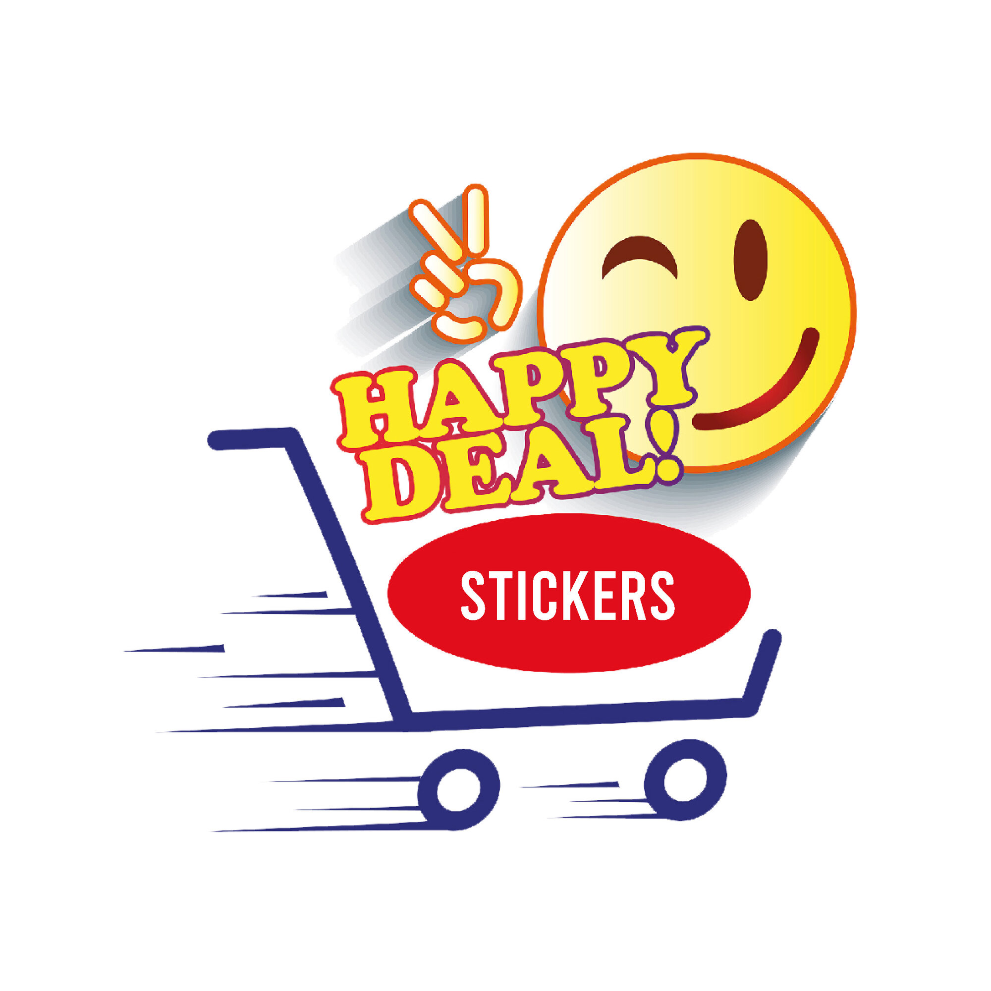 Stickers FREE Delivery